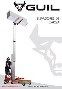 Catálogo Elevadores de Carga