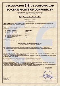 Certificado-Elevadores GUIL