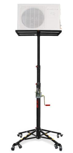Torre Elevadora con sistema de aire acondionado