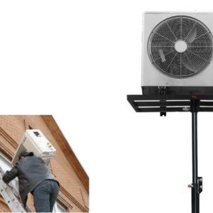 Elevador para instalación climatización
