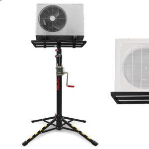 Instalar toldos y climatización con elevadores GUIL