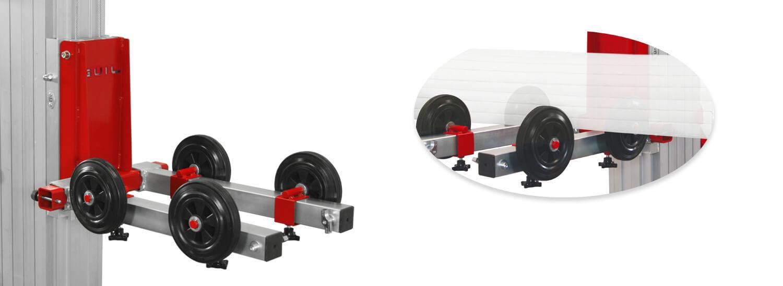 Adaptador persianas- elevador-de carga ACT-06