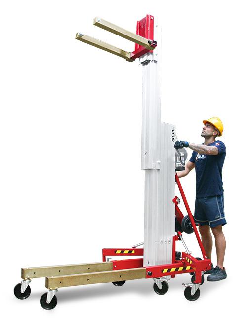 Elevador-de-Carga-TORO Serie D Compacta