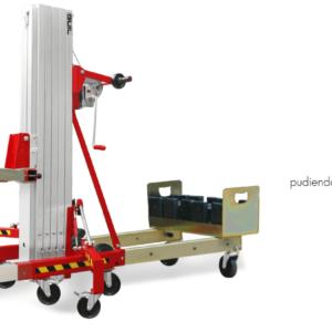 Elevador de carga TORO B Compacta Unica