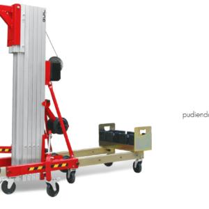 Elevador de carga TORO C Unica Compacta