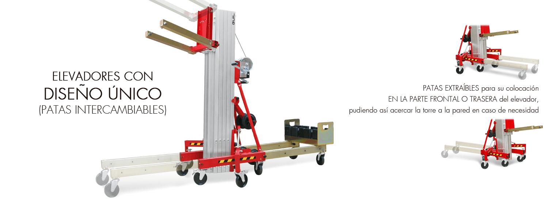 Elevador de carga TORO D Compacta Unica (3)