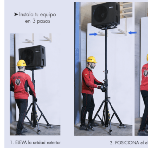 Bandeja para Elevadores GUIL (450x450 mm)