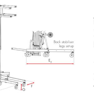 Material Lifter TORO D-406