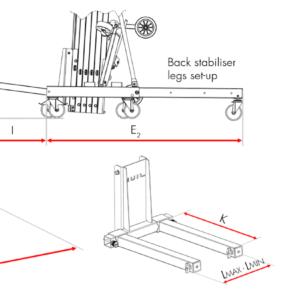 Material Lifter TORO-D-407