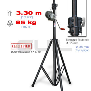 Lifting-tower-ELC-700-GUIL
