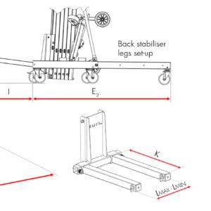 Material Lifter TORO C-301