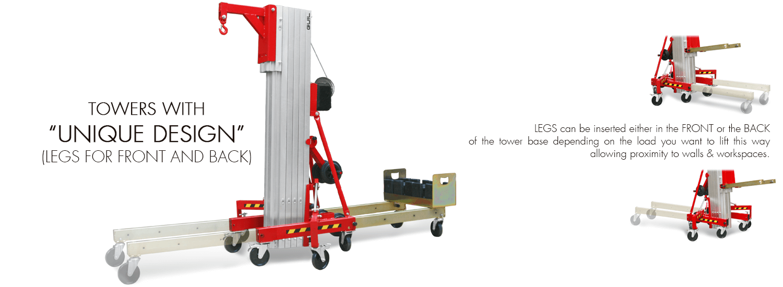 Material Lifter TORO C-Compact-Unique