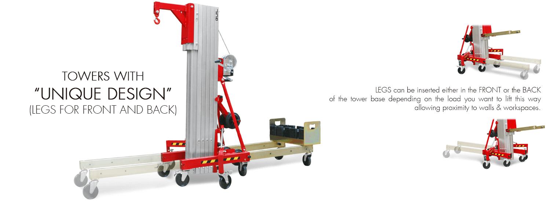 Material Lifter TORO D