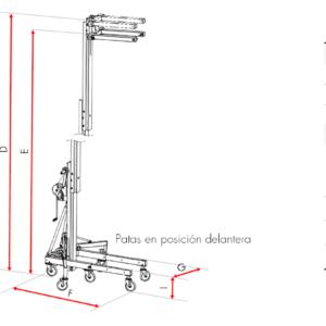 Elevador de carga TORO B-201-PLUS_es (4)
