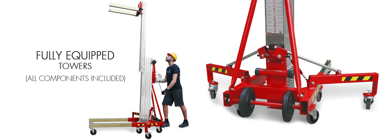 Material Lifter TORO D-Compact
