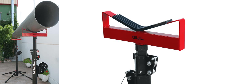 Adaptador para cargas de diseño curvo