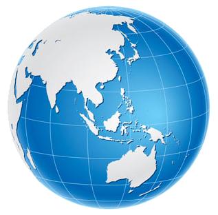 Mundo Asia - Oceanía