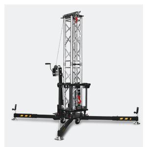 Torres modulares y Ground Support